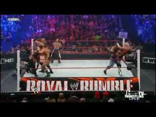 WWE Royal Rumble 2011 �� ������� ����� [WEBrip] [PT3]